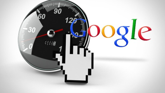Google search speed