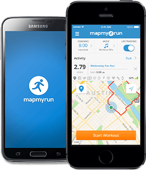 fitness apps mapmyrun