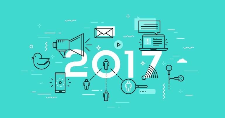 2017 recap australian internet social media statistics