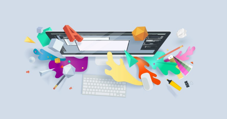 Margin website design blog