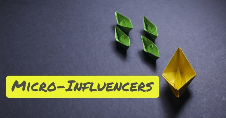 Micro Influencers- 7 facts you need to know for your social media marketing strategy