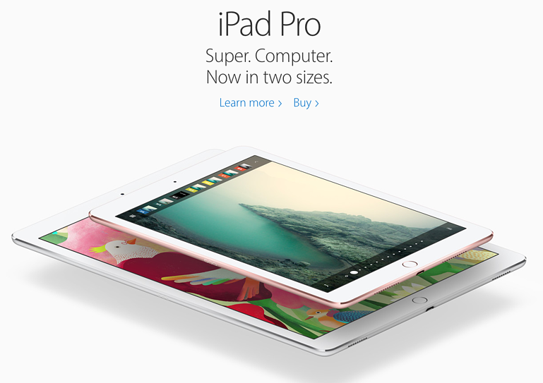 website design apple