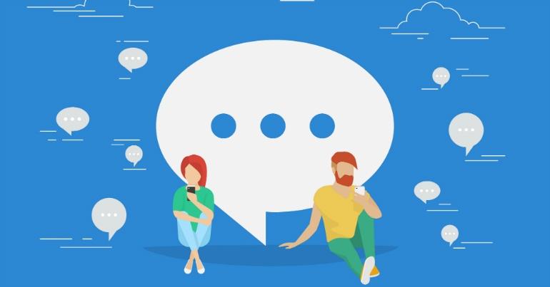 chatbot vector messenger