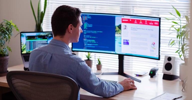 build custom websites