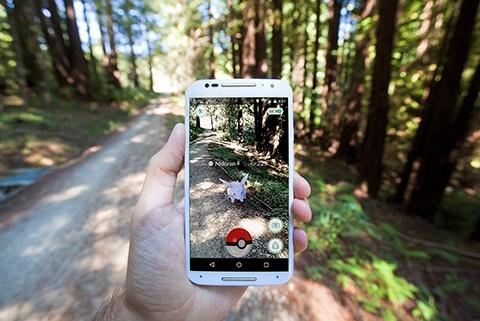 pokemon go on mobile