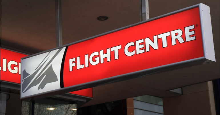 flight centre human brand