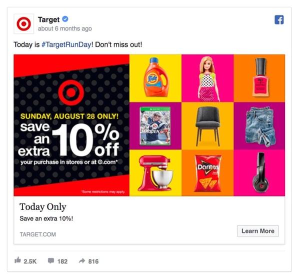targetrun-target-facebook-ad