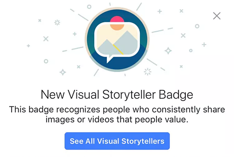 visual storyteller
