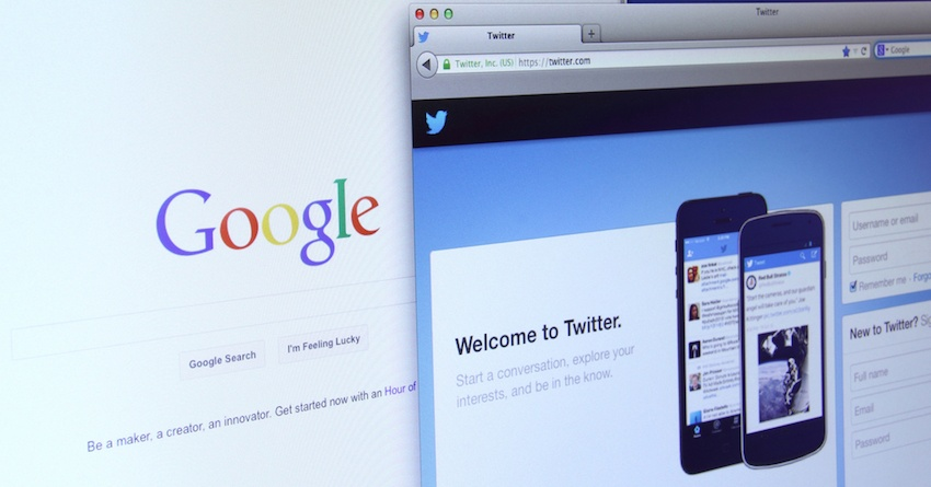 twitter-google-search-concept